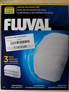 Fluval Cartouche Filtre Fin pour 104/105/106/204/205/206 Réf A242