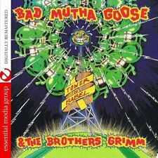 Tower Of Babel - Bad Mutha Goose/Brothers Grimm (2013, CD NIEUW)