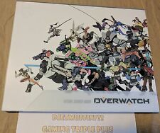 OVERWATCH VISUAL SOURCE ARTBOOK (NO GAME) UNREAD (COLLECTOR'S EDITION) BLIZZARD