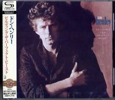 DON HENLEY-BUILDING THE PERFECT BEAST-JAPAN SHM-CD D50