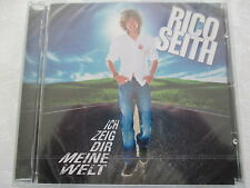 Ich zeig dir meine Welt von Rico Seith - Promo CD Album (2009) Neu & OVP