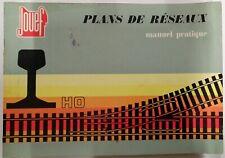 Catalogue Jouef HO plans de réseaux