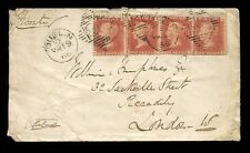 Used Postal History Irish Stamps