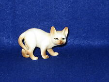 """Watching Out"" Danbury Mint Cats Of Character Bone China Figurine - Mint"