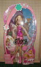 Winx Club Flora Charmix New In Box Mattel Doll