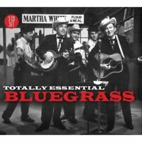 Totally Essential Bluegrass [CD]