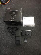 Fujifilm X-E1 16.3MP Mirrorless DSLR Camera Black BODY ONLY