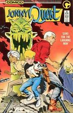 Jonny Quest 3 Dave Stevens Cover William Messner-Loebs Marc Hempel Wheatley NM