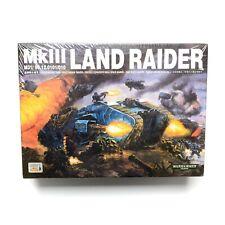 Warhammer 40k Space Marines - Mk III Land Raider Tank (NIB) (Sealed)