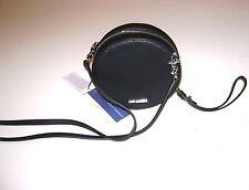 Rebecca Minkoff Black Rachel Saffiano Leather Crossbody Bag NWT $245