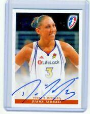 Diana Taurasi 2011 WNBA Rittenhouse Archive Certified On Card Autograph Auto