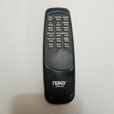Naxa Remote Control Naxa NPB-259 Naxa Remote For Audio Stereo System