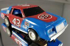 Vintage Tyco Slot Car Richard Petty #43 Monte Carlo RARE FAST & NICE!!!!