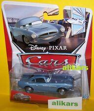FINN MCMISSILE Giocattolo Mattel Disney 1:55 Cars Auto Modellini Metallo Diecast