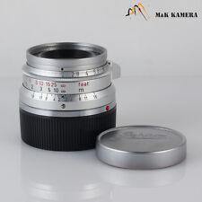 Leitz Leica Summicron M 35/2.0 35mm f/2.0 Ver.I E39 8 Elements Rare Yr.1961
