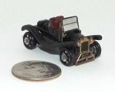 Small Micro Machine Plastic Ford Model T (Missing Rear Seat)