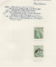 COLLECTION OF CAPE OF GOOD HOPE STAMPS