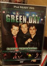 Green Day - The Broadcast Archives [DVD]     Brand new and sealed