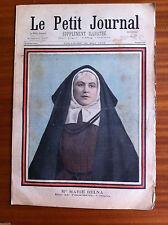 ?Le petit Journal 29/5/1898; Melle Marie Delna