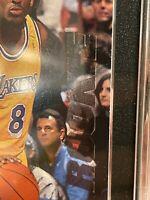 1996-97 kobe bryant topps stadium club RC R12 sgc graded 8.5 NM M + Lakers