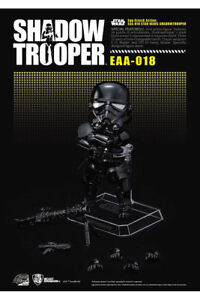 EGG ATTACK STAR WARS EAA-018 SHADOW TROOPER ACTION FIGURE
