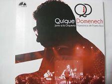 Quique Domenech - 30 Años Pa' Mi Gente (2 CD's) Autografiado