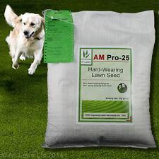 A1LAWN AM PRO-25 HARD-WEARING TOUGH LAWN GRASS SEED 10kg (DEFRA certified)