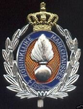Pet Embleem OFFICIER  Kon. Marechaussee Nederland -  Dutch M.P. officer KMar
