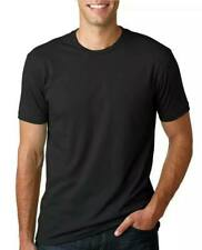 SADA Plain Cotton T-Shirt Short Sleeve Solid Blank Men Tshirt S-6XL (Pack of 6)