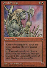 4x Orcish Veteran (Illus. Quinton Hoover) MTG Fallen Empires NM Magic Regular