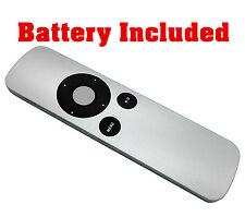 apple remote battery. new universal remote control mc377ll/a for apple tv 2 3 music system mac battery r