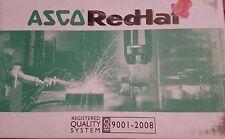 """Asco 1 1/4"""" N/C 0-5# Gas Valve OEM 8214G261-12VDC"""
