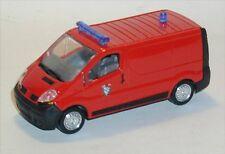 Renault TRAFIC Feuerwehr Fire Engine.