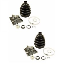 2 Rein Automotive Axle Boot Kit 1H0498203 For: VW Passat Golf Jetta Cabrio 92-02