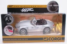 Corgi 007 World is Not Enough The Directors Cut BMW Z8 1/36