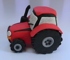 edible large 3D VEHICLE TRACTOR cake decoration topper farmer FARM