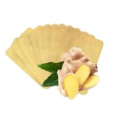 50pcs Herbal Ginger Patch Promote Blood Circulation Relieve Pain and Impr G7q7