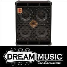 DAVID EDEN D410XLT4 700w 410 Bass Speaker cabinet 4 Ohms RRP$1999