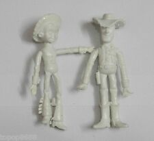 lot of 2 Toy Storys 3 BUZZ LIGHTYEAR Cowgirl action Figure Prototype 5""