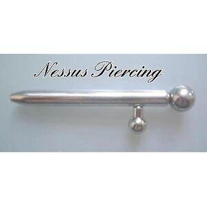 Princes wand sound piercing PA prince Albert surgical steel bondage adult