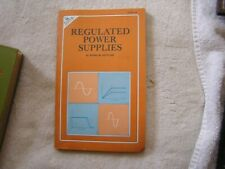 Regulated Power Supplies Irving M. Gottlieb 1977 Fourth Printing