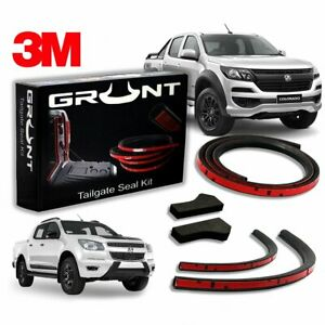 Grunt 4x4 Tailgate Seal Kits for Holden RG Colorado 2012-2017