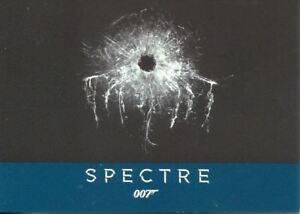 James Bond Archives 2016 Spectre Complete 76 Card Base Set