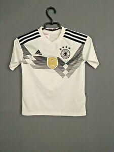 Germany Jersey 2018/19 Home Kids Boys 9-10 y Shirt Trikot Adidas BQ8460 ig93