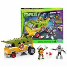 Mega Bloks Teenage Mutant Ninja Turtles PARTY WAGON Building Set Official TMNT