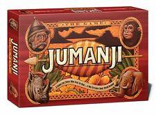 Jumanji Original Jeux Société Plateau Plateau Bois Famille version Anglais