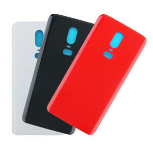 Replacement Fit For OnePlus 6 Rear Glass Door Back Battery Cover