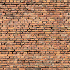 !  5 SHEETS BRICK stone wall 21x29cm paper N scale embossed BUMPY code 10csMhh