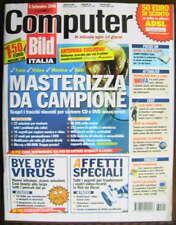 Computer bild italia numero 17 settembre 2006 rivista pc  informatica internet