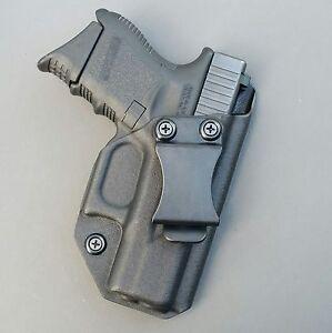 Made For Glock 26, 27, 33 - Adjustable Kydex Holster - IWB